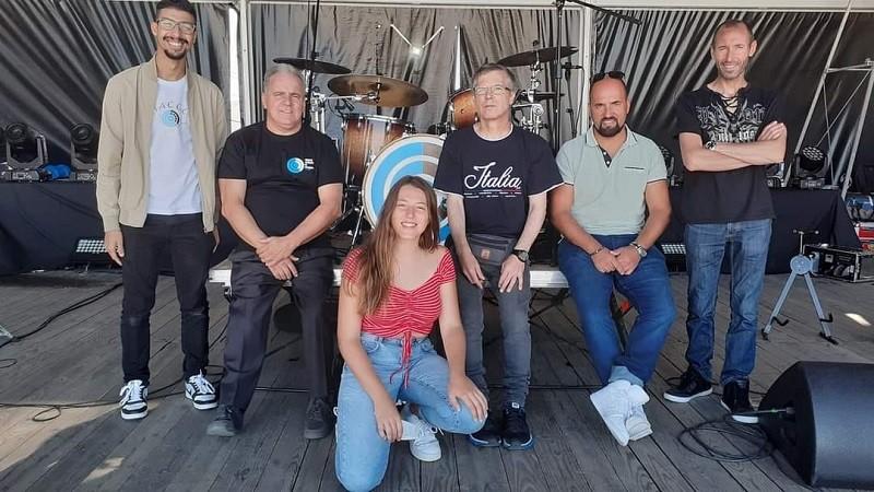 Concerto da baCCO Band em Vila do Conde