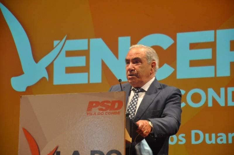 Carlos Duarte apresentado como candidato do PSD à AM de Vila do Conde