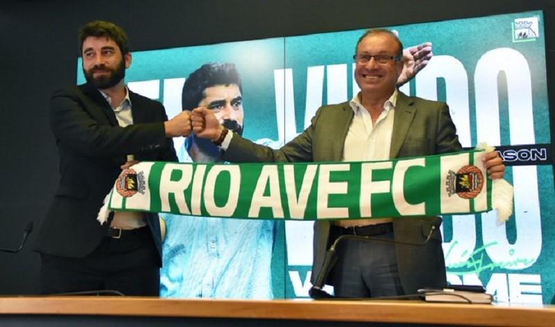 Luís Freire é o novo treinador do Rio Ave