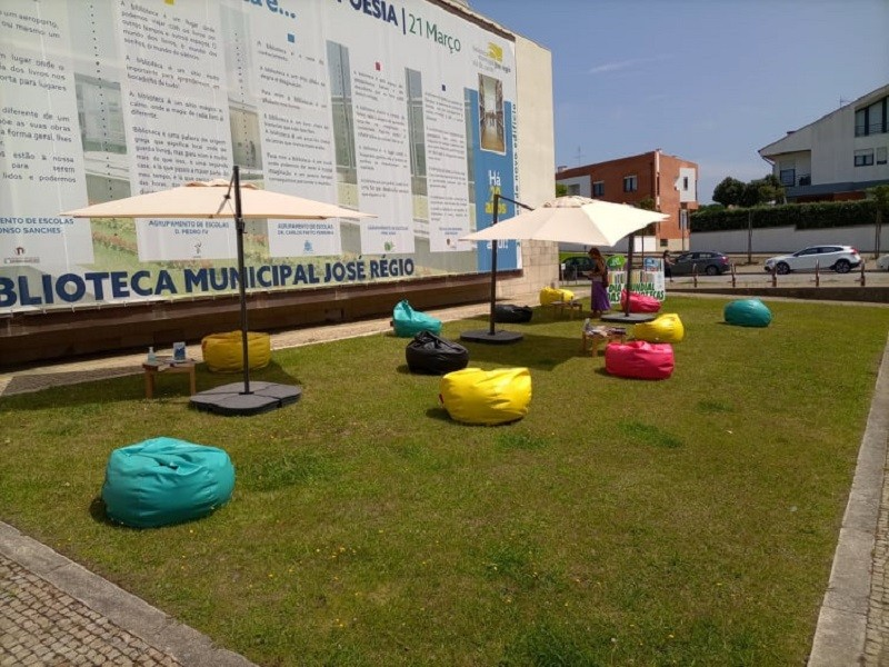 Dia Mundial das Bibliotecas comemorado em Vila do Conde