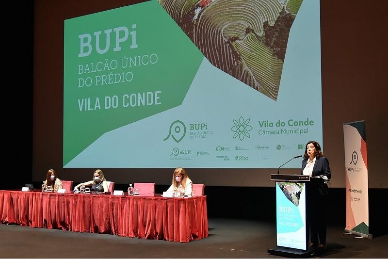 Vila do Conde lançou o BUPi - Balcão único do prédio