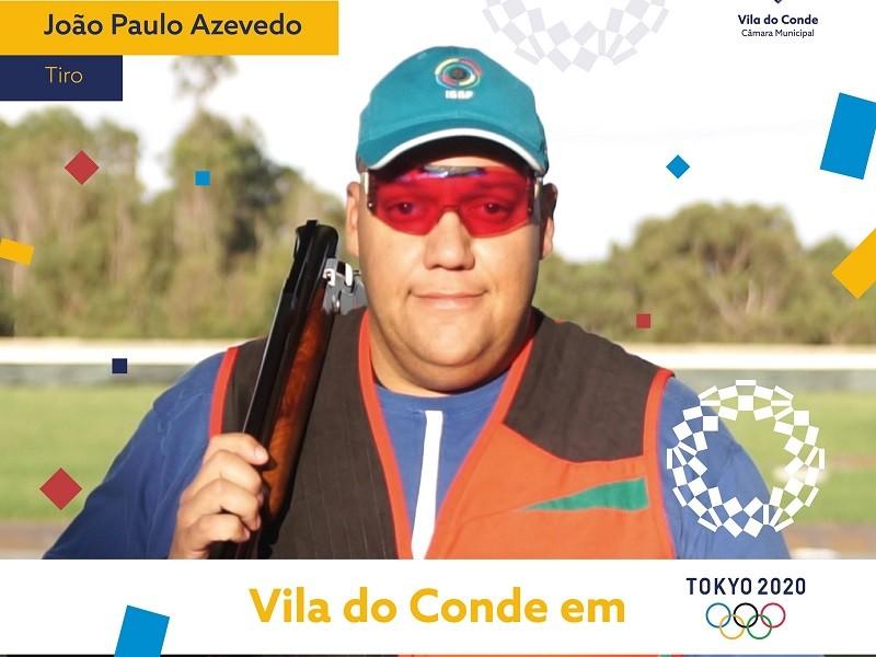 João Paulo Azevedo de Vila do Conde ficou em 20º lugar