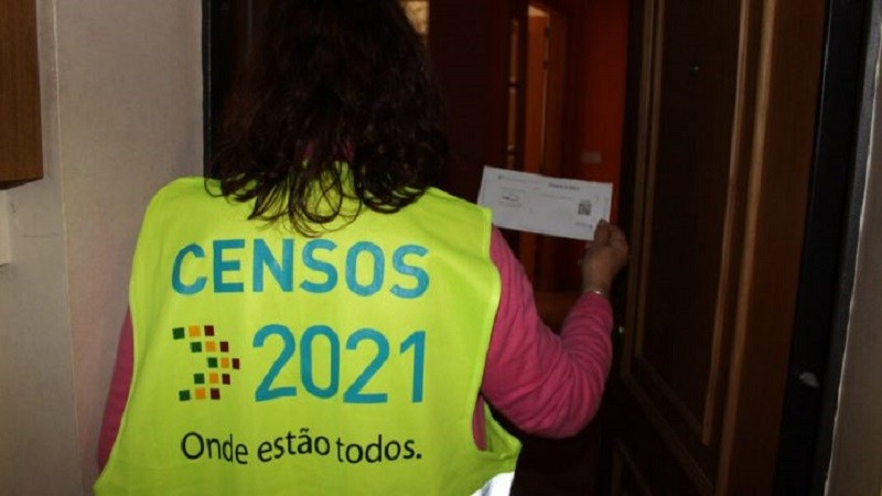 Primeiros resultados do Censos serão divulgados na próxima quarta feira