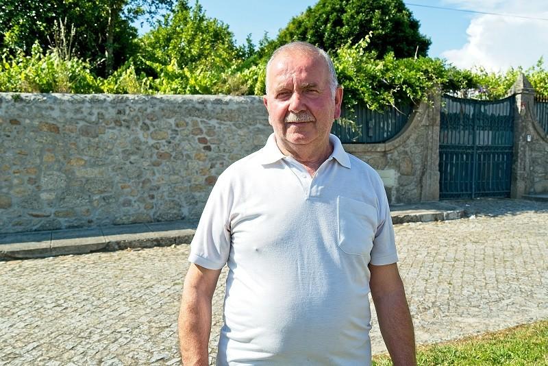 José Souto é candidato da CDU à União das Freguesias de Vilar e Mosteiró