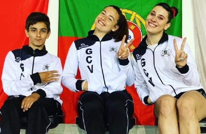 Ingrid Maior vence Ouro no Torneio Internacional Coimbra GymFest