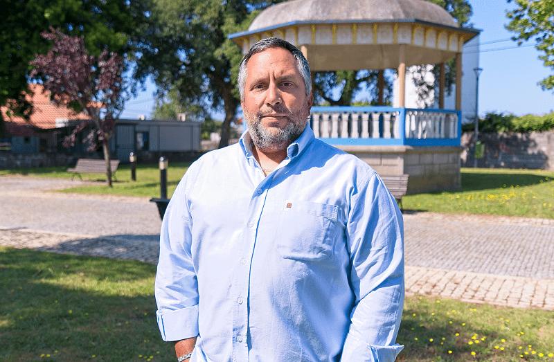 Carlos Mendes Pereira da CDU é candidato a Retorta/Tougues
