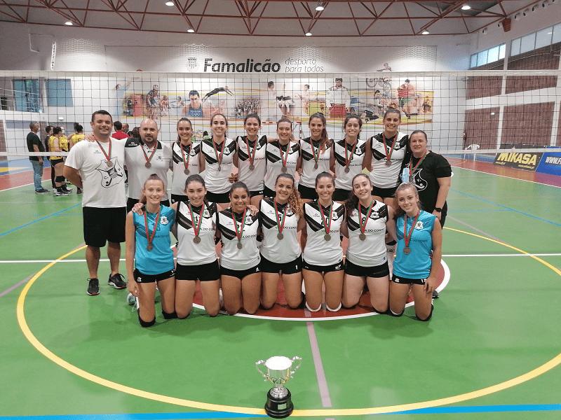 Ginásio regressou a Vila do Conde com o título de campeão