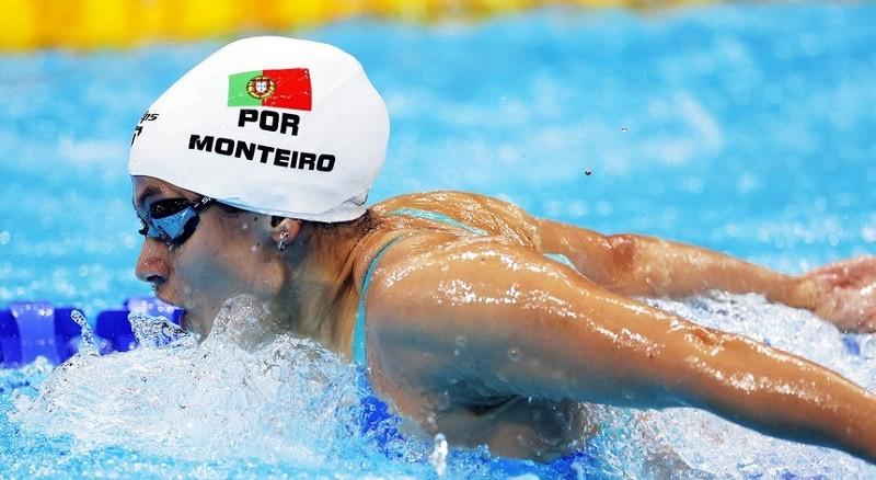 Atleta de Vila do Conde falhou a final mas fez história na natação feminina