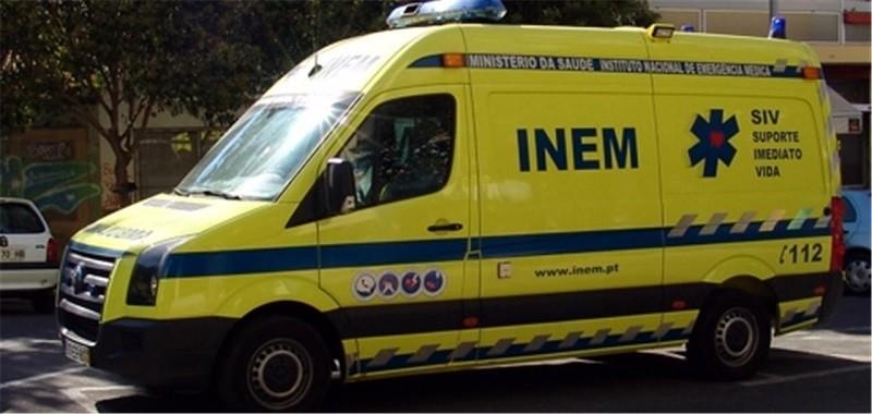 Três feridos em atropelamento em Vila do Conde