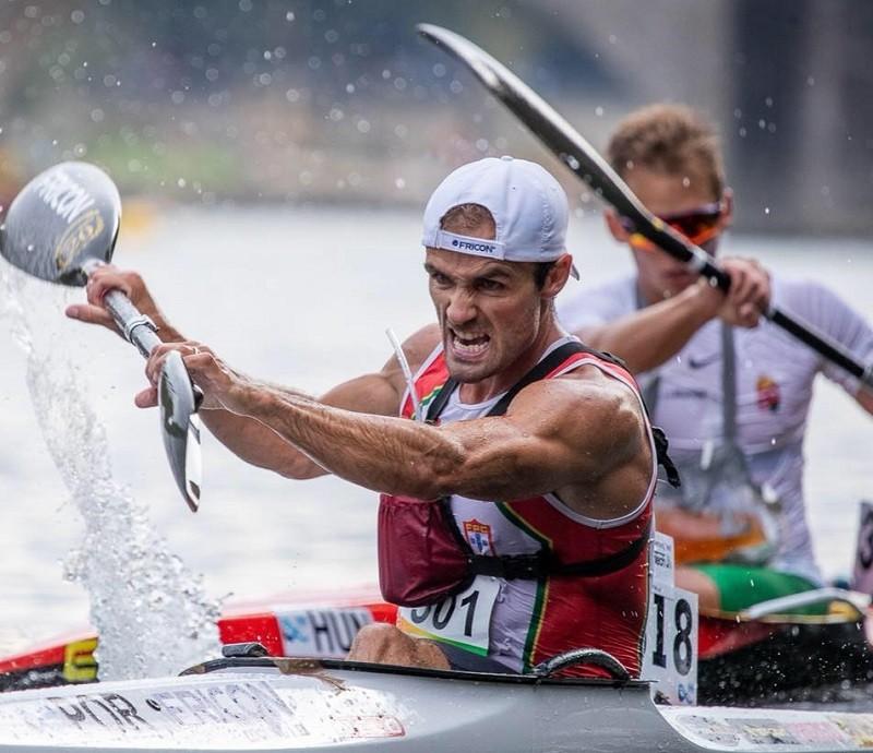 Atleta de Vila do Conde procura sétimo título Europeu em K1 maratonas