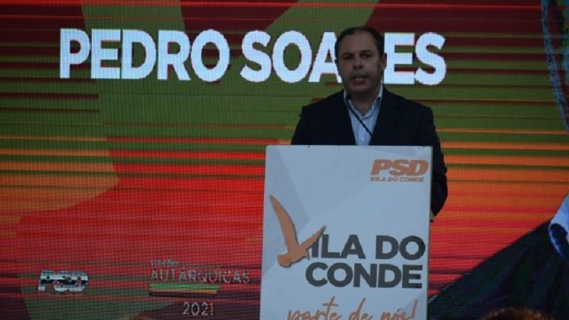 Pedro Soares quer cobrir mercado de Vila do Conde