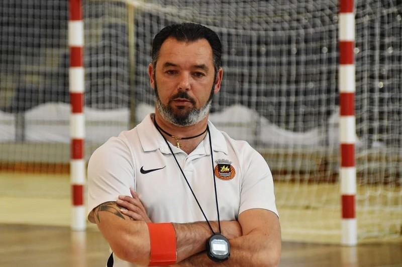 Nelo é o novo treinador de futsal do Rio Ave