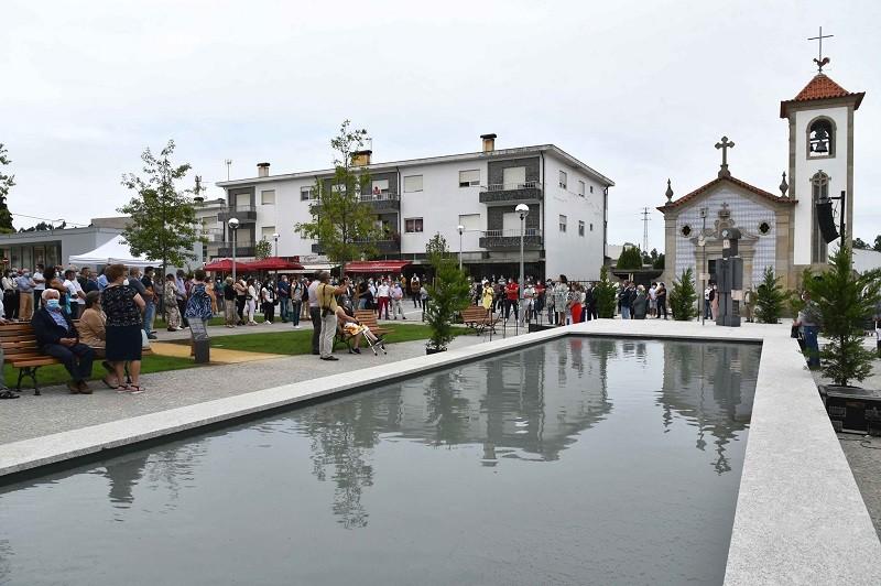 Largo de Vilarinho, em Vila do Conde, requalificado pelo ARU