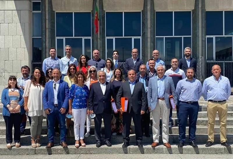PSD Vila do Conde entregou candidaturas no Tribunal