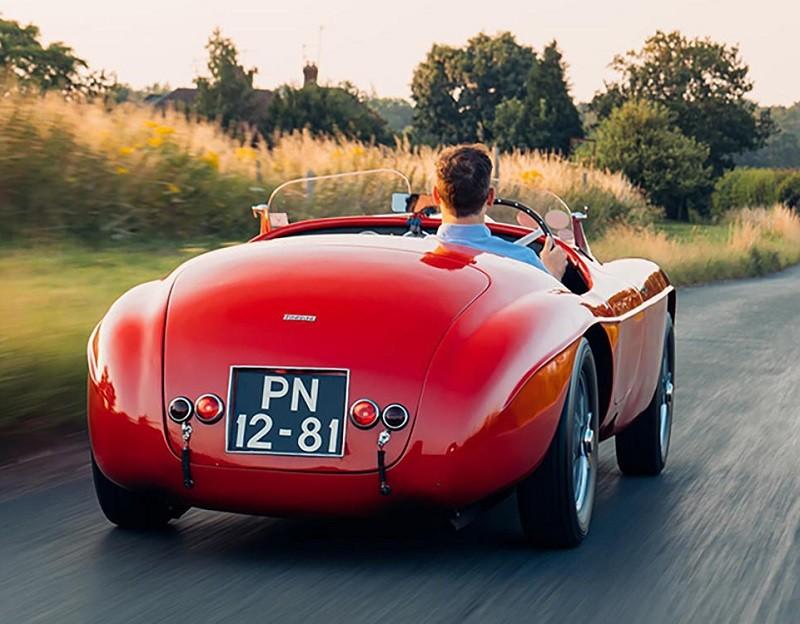 Está à venda o primeiro Ferrari a entrar em Portugal e que correu em Vila do Conde