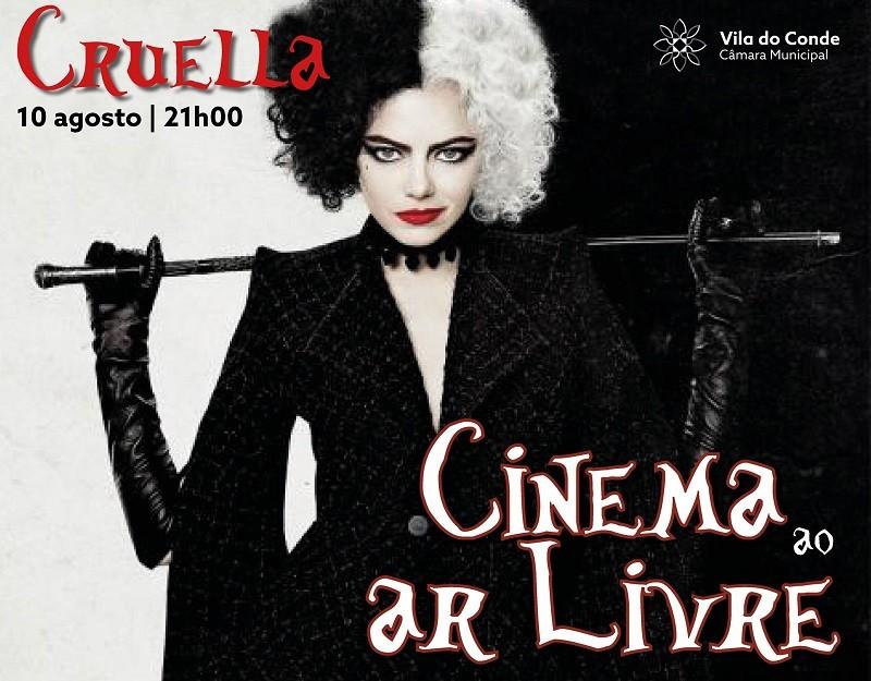Hoje há cinema ao ar livre em Vila do Conde