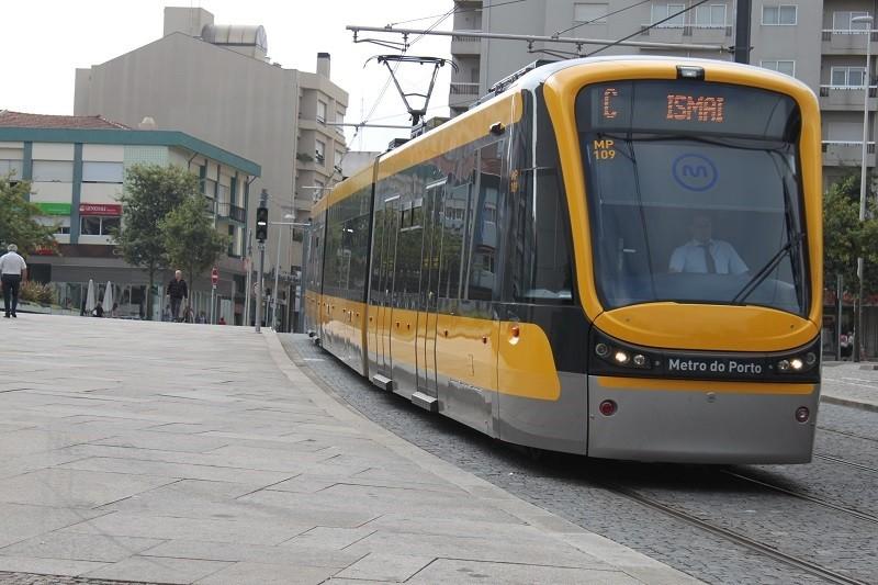 Metro do Porto com atrasos esta manhã