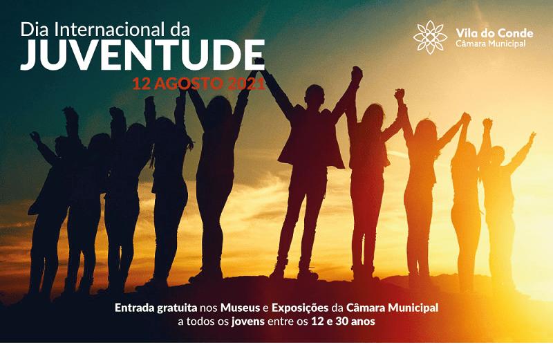 Dia Internacional da Juventude até domingo em Vila do Conde