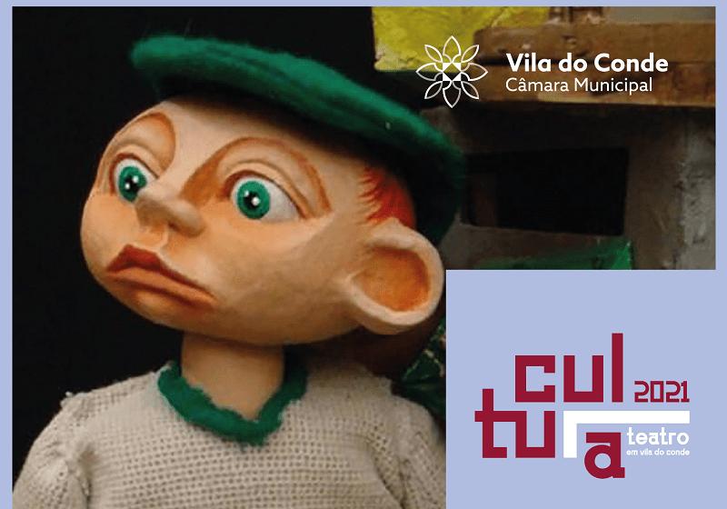"""Contos ao Sábado apresenta o espetáculo """"Mãos de Sal"""""""