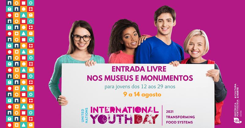 Uma semana de celebração do Dia Internacional da Juventude na DR Cultura do Norte