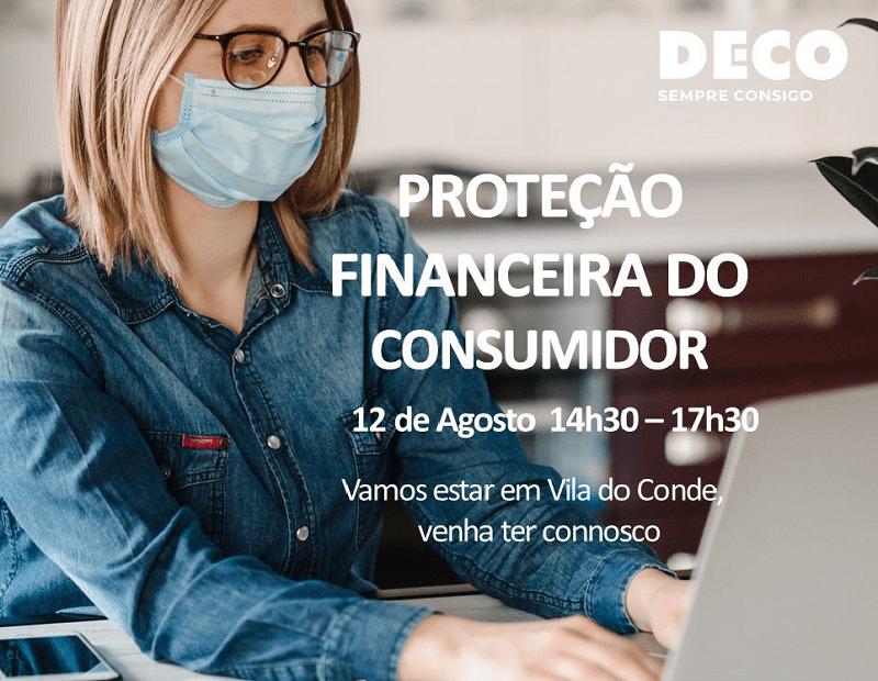 Aconselhamento financeiro gratuito em Vila do Conde