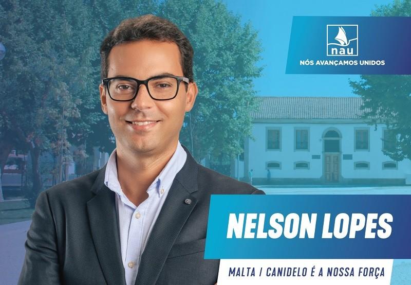 Nelson Lopes apresentou recandidatura às freguesias de Malta e Canidelo
