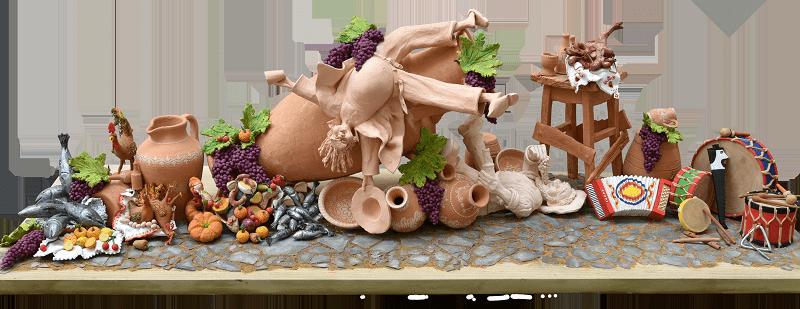 Vila do Conde escolhe grupo escultórico para Peça do Mês