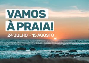 """""""Há Rio e Mar, Há Lixo para Transformar"""" no areal de Vila do Conde"""