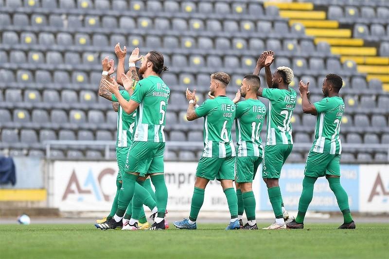Equipa de Vila do Conde segue em frente na Taça da Liga