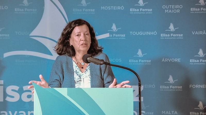 """Elisa Ferraz focada em """"manter rigor e transparência das contas públicas"""" em Vila do Conde"""