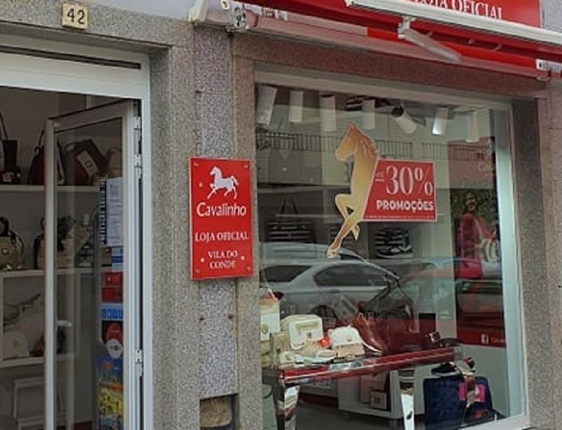 Continuam assaltos às lojas 'Cavalinho', agora foi Vila do Conde