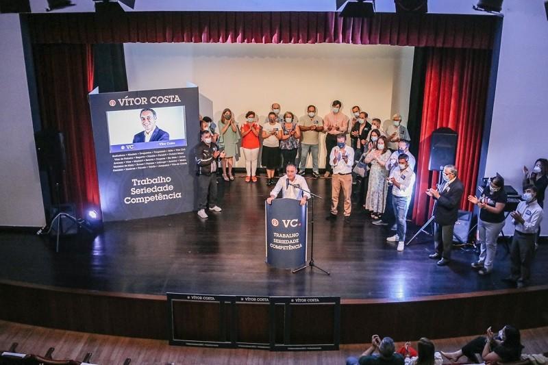 PS prossegue apresentação de candidatos por Vila do Conde