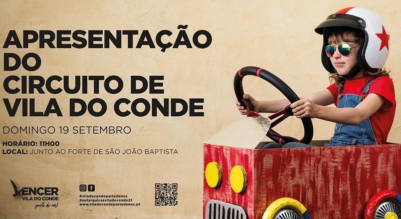 PSD de Vila do Conde insiste nas corridas de automóveis
