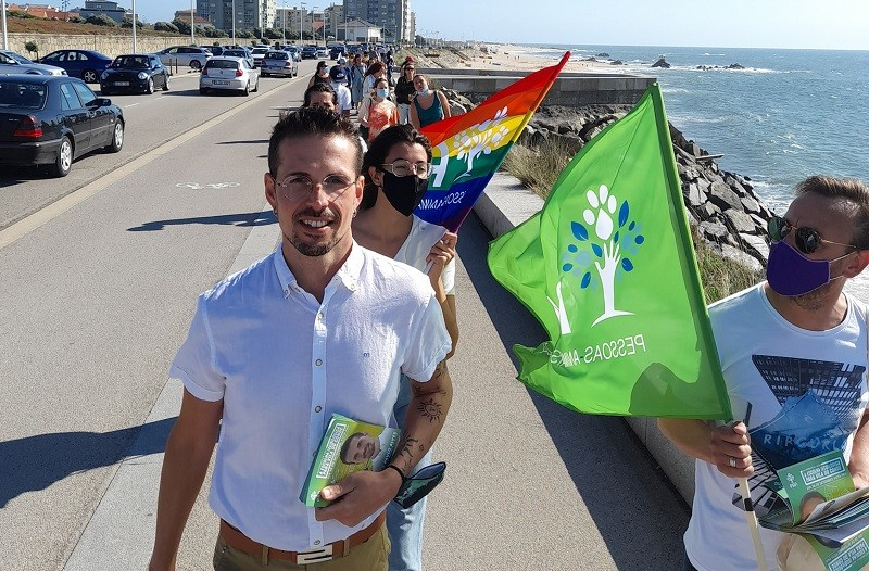 PAN Vila do Conde relembra necessidade de políticas animais
