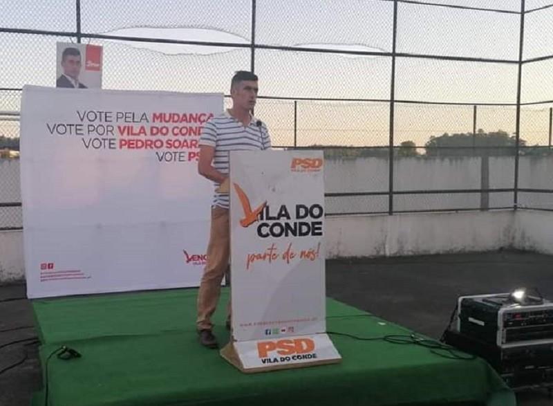 Maioria absoluta para Miguel Pereira PSD