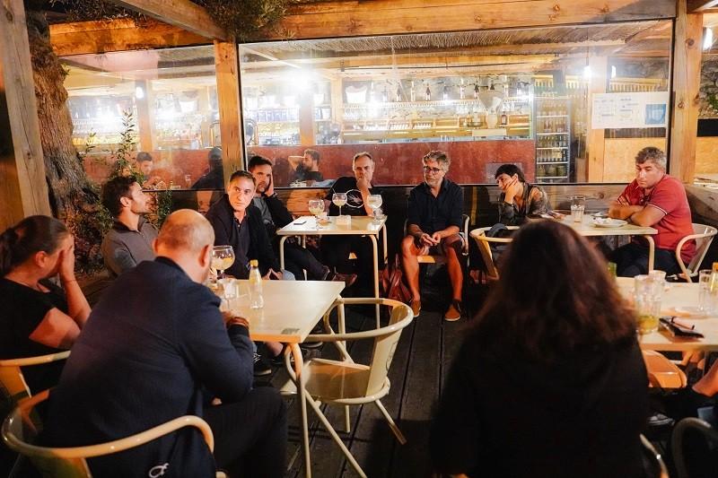 Candidato socialista reuniu com agentes culturais de Vila do Conde