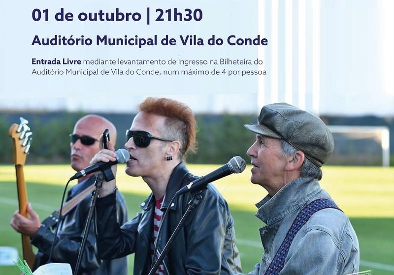 Town and Country regressa aos concertos em Vila do Conde