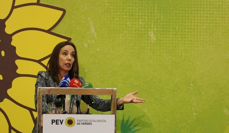 CDU trouxe Heloísa Apolónia à campanha de Vila do Conde