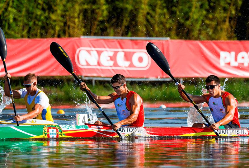 Clube Fluvial Vilacondense no Top 20 Mundial em Canoagem