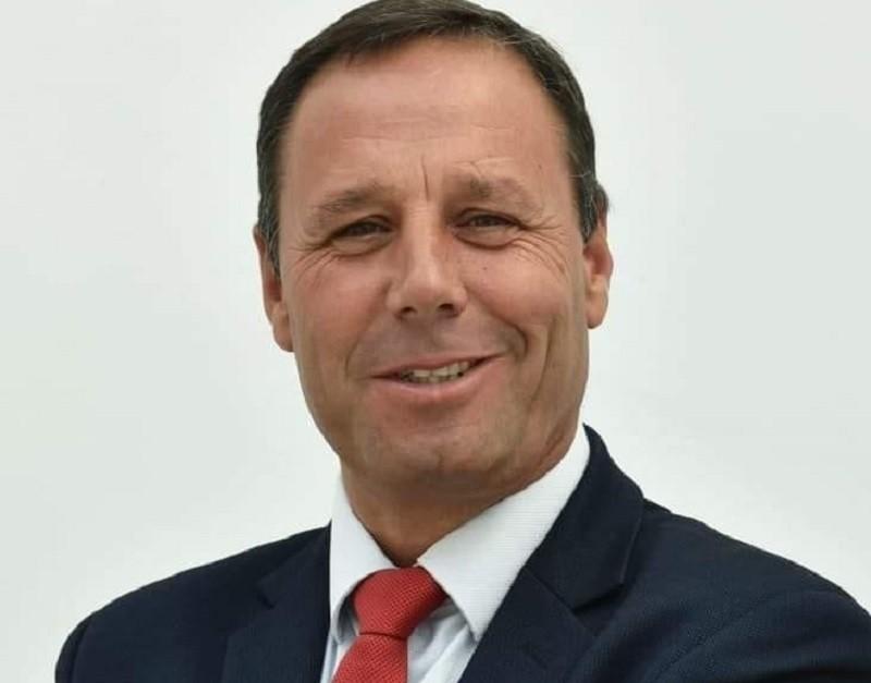 Bernardino Alves do PS continua em Gião
