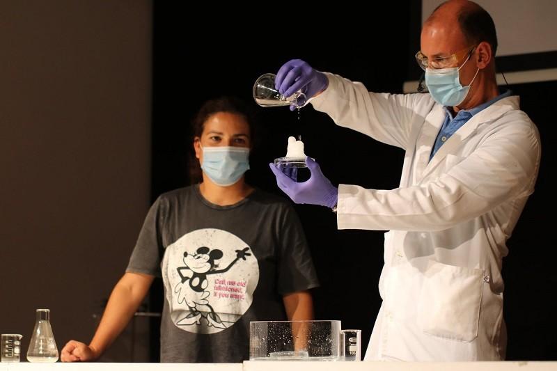 Noite Europeia dos Investigadores no Ciência Viva de Vila do Conde