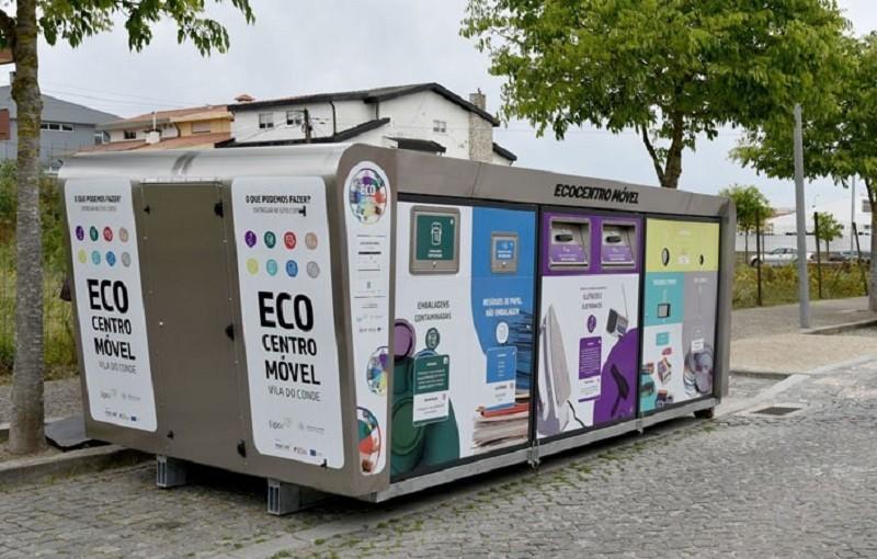 Ecocentro Móvel percorre Vila do Conde
