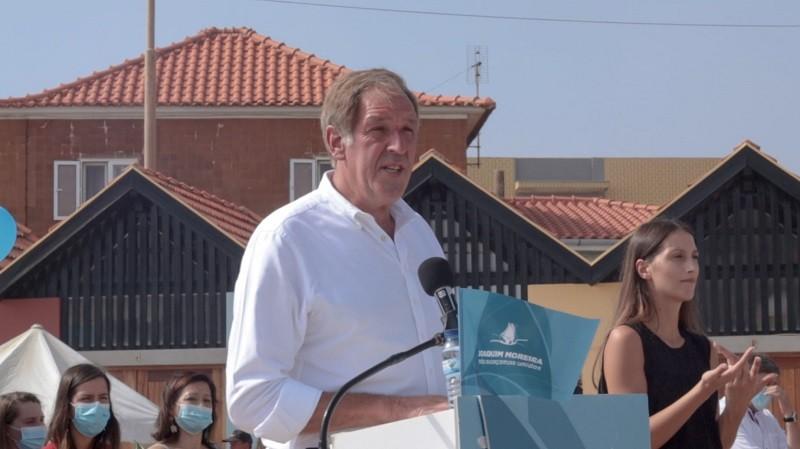 Nova maioria absoluta para Joaquim Moreira NAU em Vila Chã