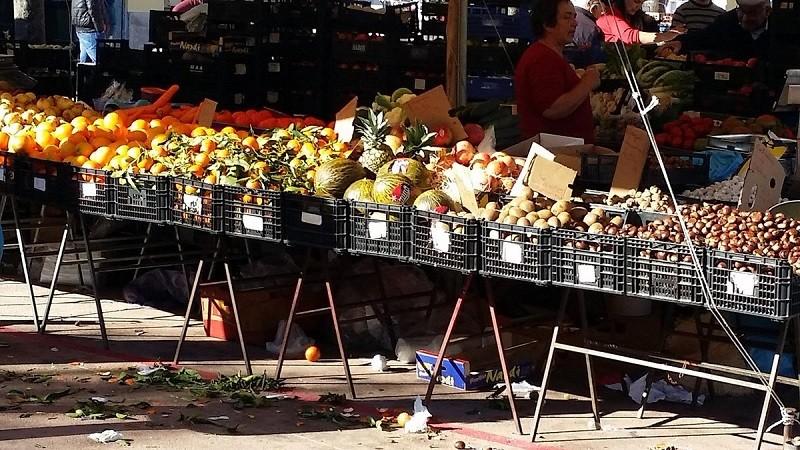 Mercado Municipal das Caxinas vai fechar para obras