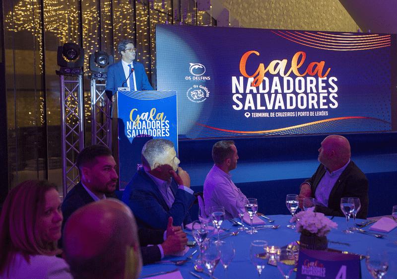 Associação de Nadadores Salvadores de Vila do Conde e Póvoa realizou Gala anual
