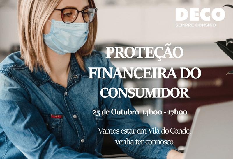 Segunda feira é dia de Aconselhamento financeiro em Vila do Conde