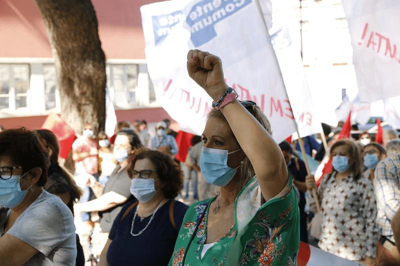 Frente Comum confirma greve nacional na função pública a 12 de novembro