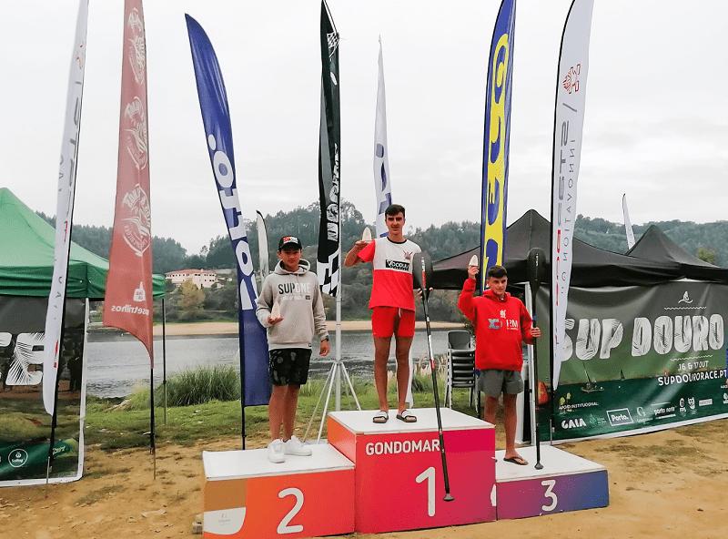 Fluvial Vilacondense conquista 18 medalhas na Sup Douro Race