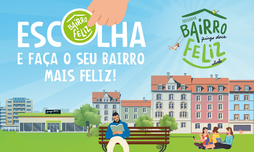 """""""Memórias on – ontem e hoje em Nogueira"""" é finalista do """"Bairro Feliz"""""""