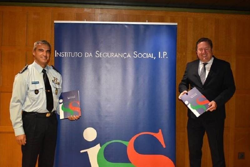 PSP e Segurança Social juntos na divulgação do Estatuto do Cuidador Informal